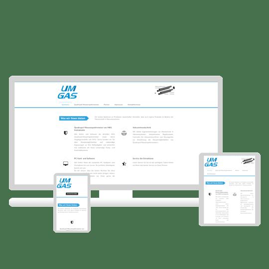 Webdesign - Referenz - Website - Ulrich Misse