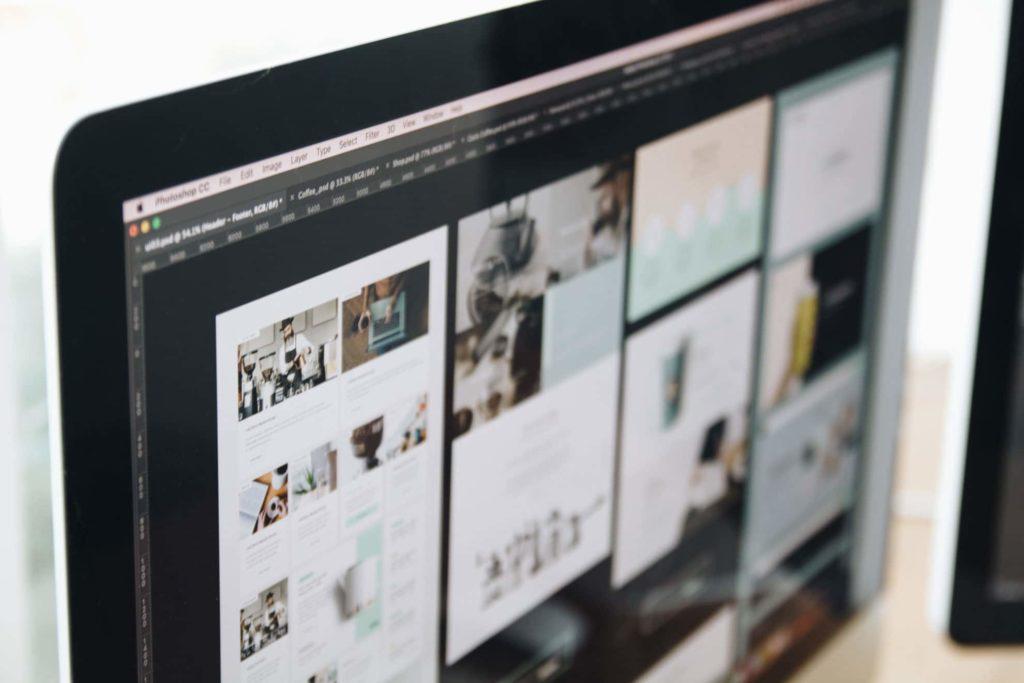 Webdesign - Erstellung von professionellen Websites